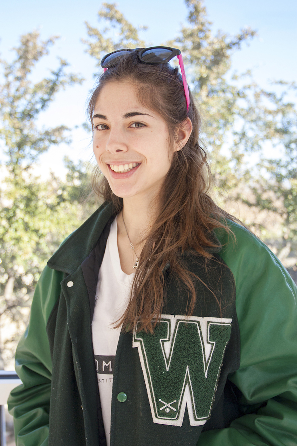 Tiffany Sweet, an ATEC major from Waxahachie, is a Terry Scholar who hopes to work in film animation.